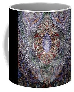 Black Venice Coffee Mug
