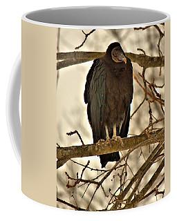 Black Vulture 1 Coffee Mug