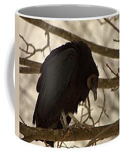 Black Vulture 4 Coffee Mug