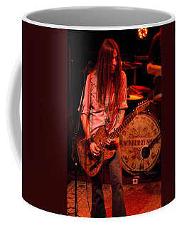 Blackberry Smoke Guitarist Charlie Starr Coffee Mug