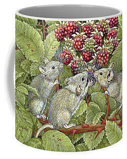 Blackberrying Coffee Mug