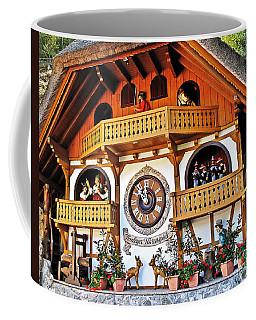 Blackforest Cuckoo Clock Coffee Mug