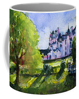 Blair Castle Bridge Scotland Coffee Mug