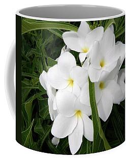 Blanco Boquet Coffee Mug by Amar Sheow