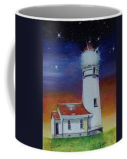 Blanco Lighthouse Coffee Mug