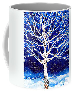 Blanket Of Stillness Coffee Mug