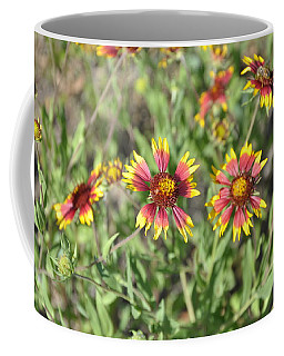 Blanketflower Coffee Mug