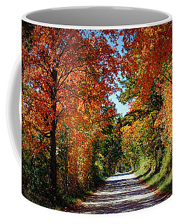 Blaze Of Glory Coffee Mug
