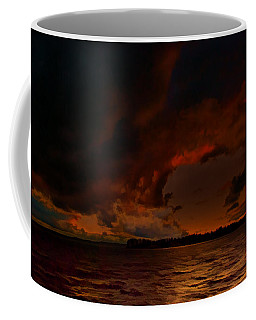 Blazing Glory Coffee Mug