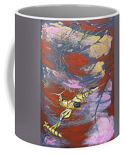 Blazing Starfighter Coffee Mug