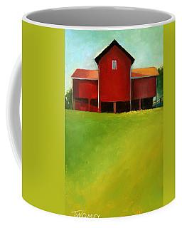 Bleak House Barn 2 Coffee Mug