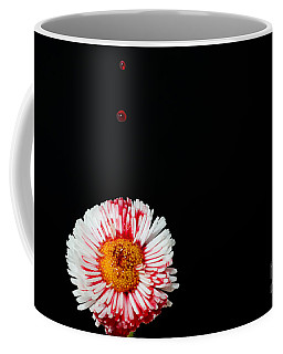 Bleeding Flower Coffee Mug
