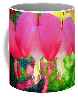 Bleeding Heart Coffee Mug