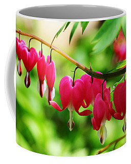 Romantic Bleeding Hearts Coffee Mug