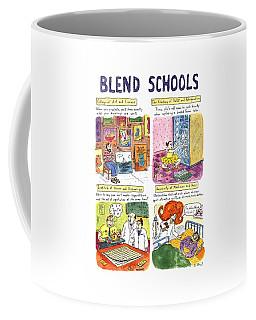 Blend Schools Coffee Mug