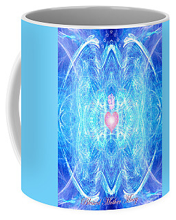 Blessed Mother Mary Coffee Mug
