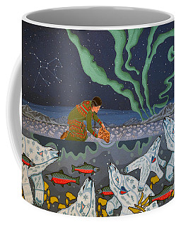Blessing Of The Polar Bears Coffee Mug