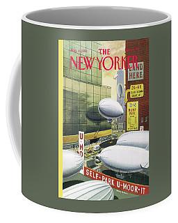 Blimp Park Coffee Mug