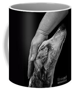 Blind Faith Coffee Mug by Linsey Williams
