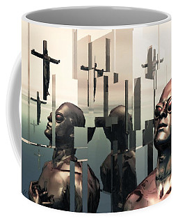 Blind Reflections Coffee Mug