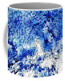 Block Appeal Coffee Mug by Kellice Swaggerty
