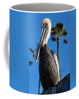 Blond Pelican Coffee Mug
