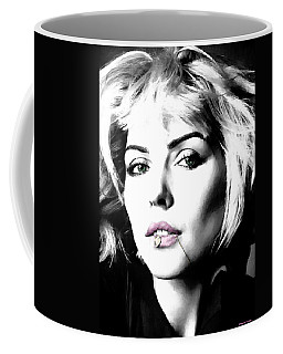 Blondie Large Size Portrait Coffee Mug