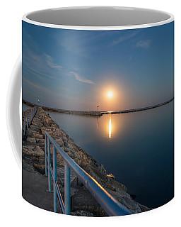 Blood Moon II Coffee Mug by James  Meyer