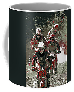 Blood Sweat And Dirt Coffee Mug