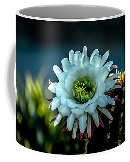 Blooming Argentine Giant Coffee Mug