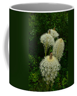 Blooming Bear Grass Coffee Mug