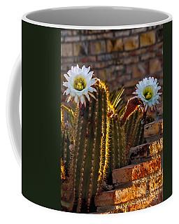 Blooming Cactus Coffee Mug
