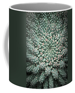 Blooming Geometry Coffee Mug