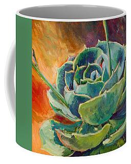 Blooming Hen Coffee Mug