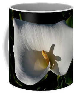 Blooming Lily Of San Francisco Coffee Mug