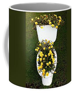 Blooming Loo Coffee Mug