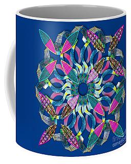 Blooming Mandala 6 Coffee Mug