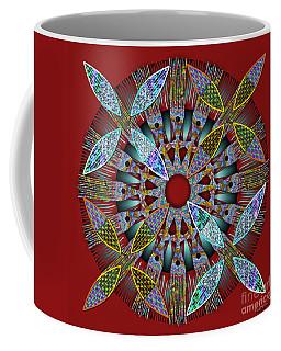 Blooming Mandala 2 Coffee Mug
