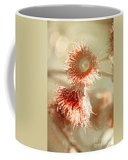Blossom And Bokeh Coffee Mug by Linda Lees