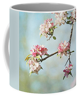 Coffee Mug featuring the photograph Blossom Branch by Kim Hojnacki