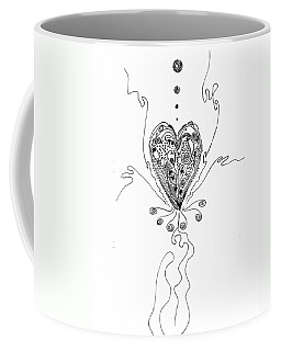Blossoming Love Coffee Mug