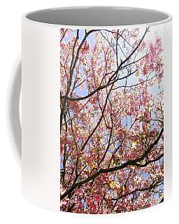 Blossoming Pink Coffee Mug