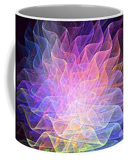 Blossoms Coffee Mug by Kim Sy Ok