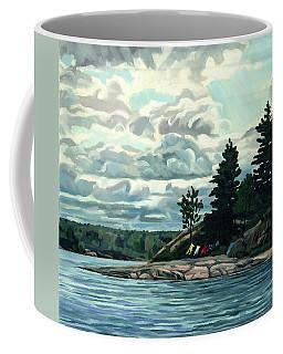 Blow Me Away Coffee Mug