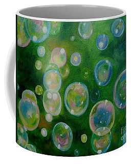 Blowing Bubbles Coffee Mug