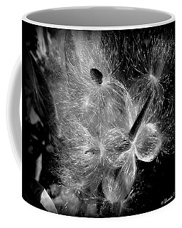 Coffee Mug featuring the photograph Blowing In The Wind by Lucinda Walter