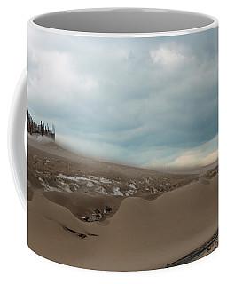 Blowing Sand Coffee Mug
