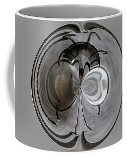 Blown Out Filament Coffee Mug