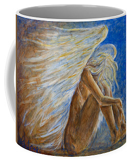 Blu Angel Coffee Mug