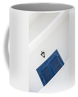 Blu Window Coffee Mug